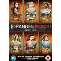 Orange Is The New Black: Season 3 [DVD]